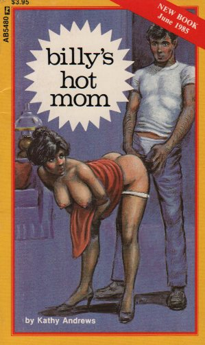 BILLY'S HOT MOM by Kathy Andrews