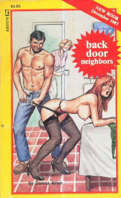 AB 5579 BACK DOOR NEIGHBORS by Donna Allen