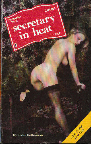SECRETARY IN HEAT by John Kellerman