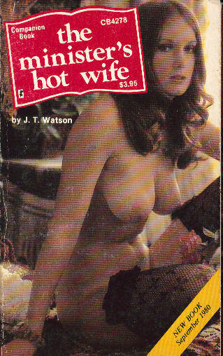 THE MINISTER'S HOT WIFE by JT Watson