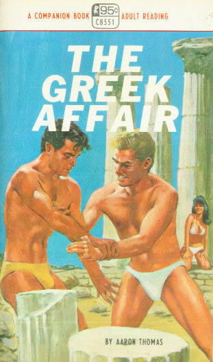 THE GREEK AFFAIR by Aaron Thomas