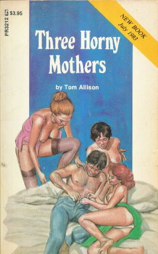 THREE HORNY MOTHERS by Tom Allison
