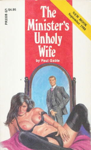 THE MINISTER'S UNHOLY WIFE by Paul Gable