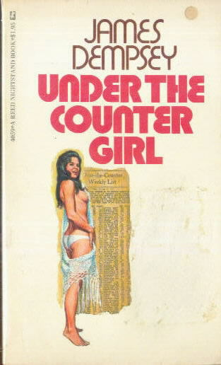 UNDER THE COUNTER GIRL by James Dempsey