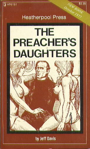 HP6151 THE PREACHER'S DAUGHTERS by Jeff Davis