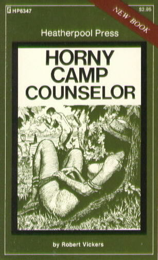 HP 6347 HORNY CAMP COUNSELOR by Robert Vickers