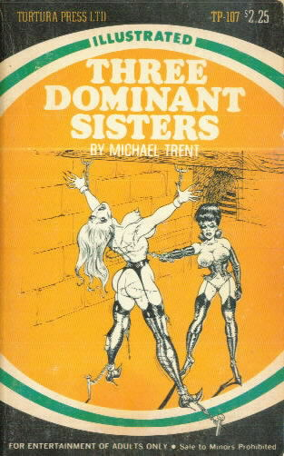 THREE DOMINANT SISTERS by Michael Trent