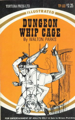 DUNGEON WHIP CAGE by Walton Parks