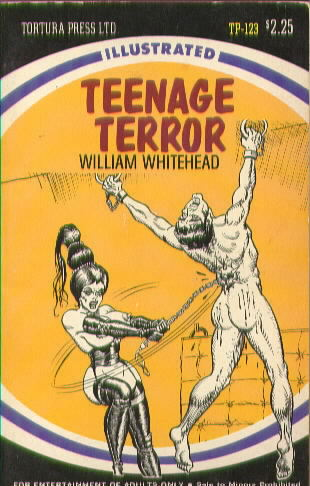 TEENAGE TERROR by William Whitehead