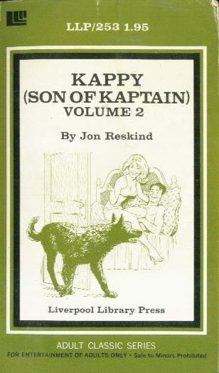 KAPPY (Son of Kaptian) Volume 2