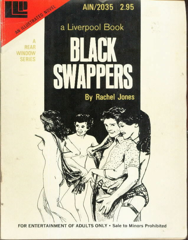 Illustrated Novel BLACK SWAPPERS
