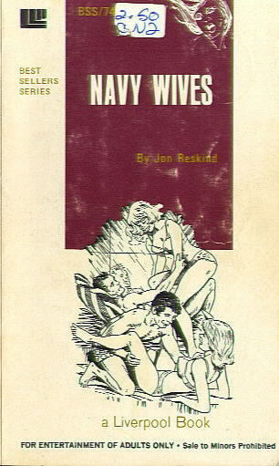 LLP BSS 749 NAVY WIVES by Jon Reskind