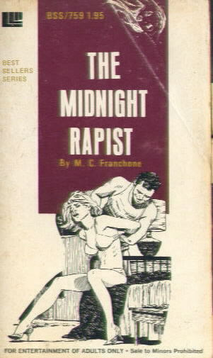 LLP BSS 759 THE MIDNIGHT RAPIST by M.C. Franchone