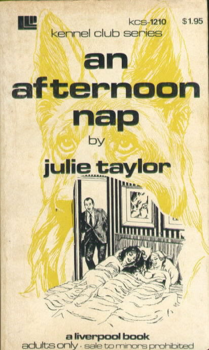 AN AFTERNOON NAP by Julie Taylor