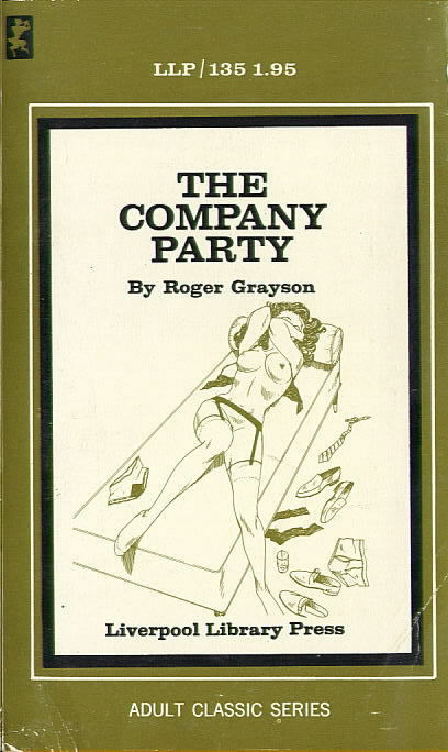 THE COMPANY PARTY by Roger Greyson