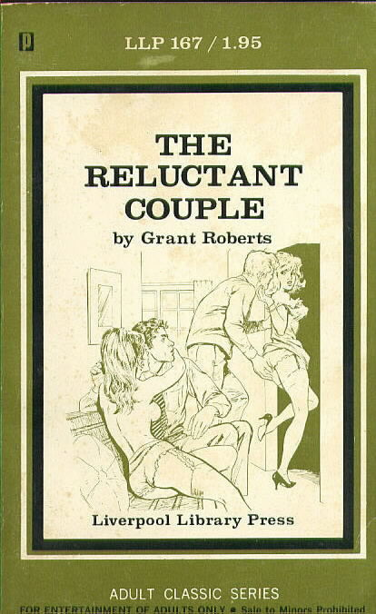 THE RELUCTANT COUPLE by Grant Roberts
