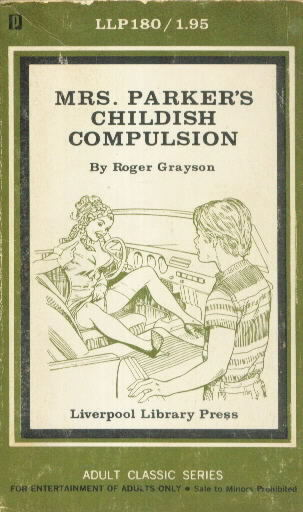 MRS. PARKER'S CHILDISH COMPULSION by Roger Grayson