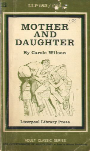 MOTHER AND DAUGHTER by Carole Wilson