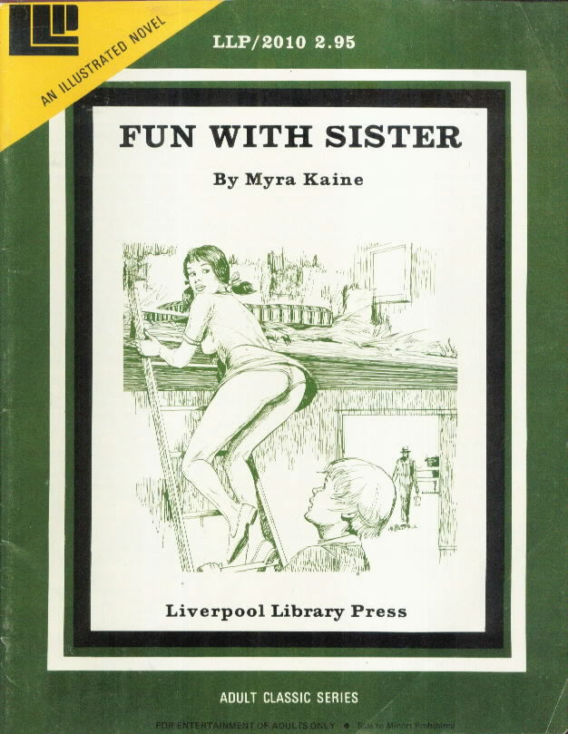 Illustrated Novel FUN WITH SISTER LLP 2010