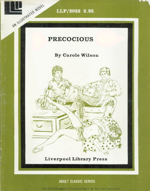 Illustrated Novel PRECOCIOUS