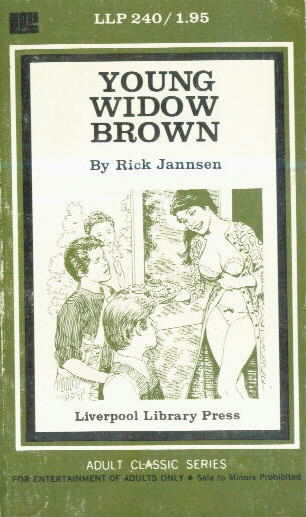 YOUNG WIDOW BROWN by Rick Jannsen