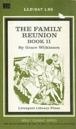 THE FAMILY REUNION Book 2 by Grace Wilkinson