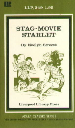 STAG-MOVIE STARLET by Evelyn Streete
