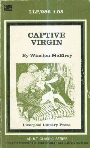 CAPTIVE VIRGIN by Winston McElroy