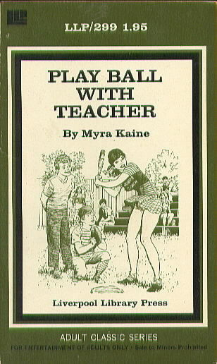 PLAY BALL WITH TEACHER by Myra Kaine