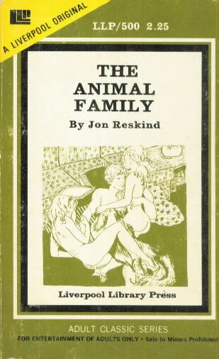 THE ANIMAL FAMILY by Jon Reskind