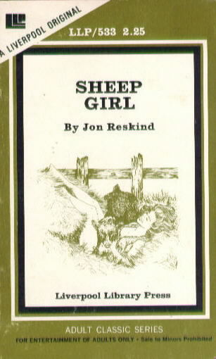 SHEEP GIRL by Jon Reskind
