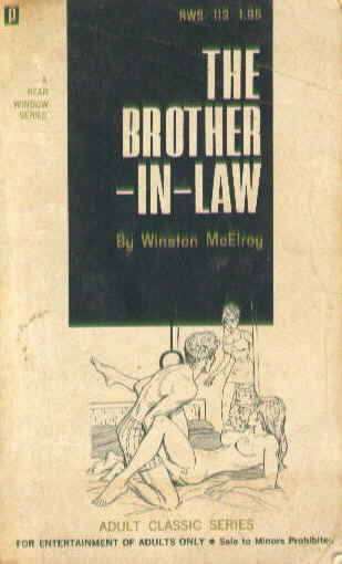 THE BROTHER-IN-LAW by Winston McElroy