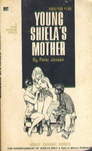 YOUNG SHEILA'S MOTHER by Peter jensen