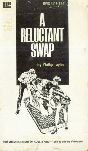 A RELUCTANT SWAP by Phillip Taylor
