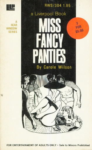 MISS FANCY PANTS by Carole Wilson