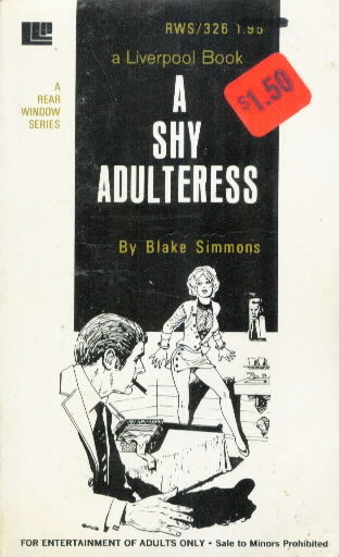 A SHY ADULTRESS