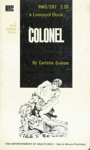COLONEL by Carlotta Graham