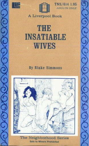 THE INSATIABLE WIVES