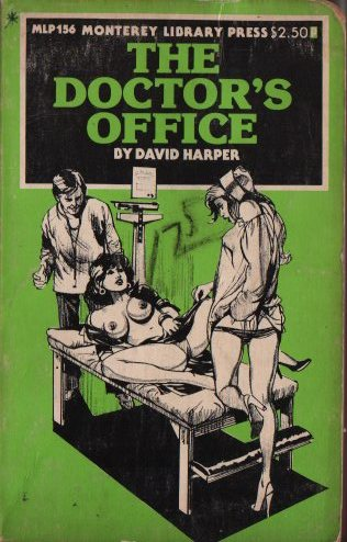 Monterey Library Press 156 THE DOCTOR'S OFFICE by David Harper