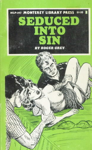 SEDUCED INTO SIN by Roger Grey