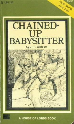 CHAINED-UP BABYSITTER