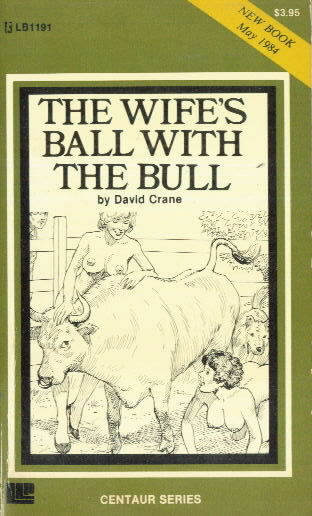THE WIFE'S BALL WITH THE BULL