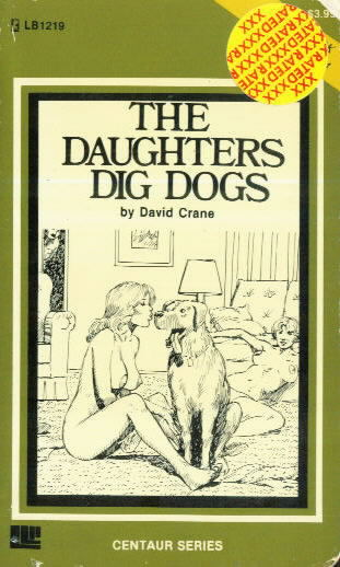 THE DAUGHTERS DIG DOGS