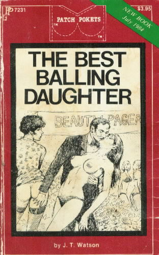 THE BEST BALLING DAUGHTER by JT Watson