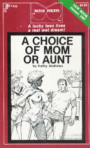 A CHOICE OF MOM OR AUNT by Kathy Andrews