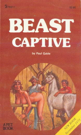 BEAST CAPTIVE by Paul Gable
