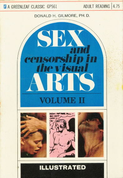 SEX AND CENSORSHIP IN THE VISUAL ARTS Vol. 2