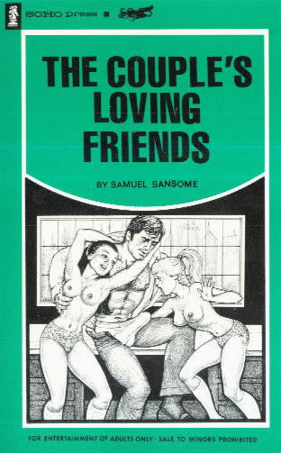 THE COUPLE'S LOVING FRIENDS Samuel Sansome