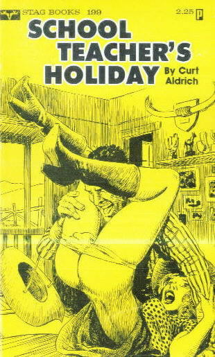 SCHOOLTEACHER'S HOLIDAY by Curt Aldrich