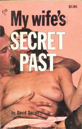 MY WIFE'S SECRET PAST by David Darren